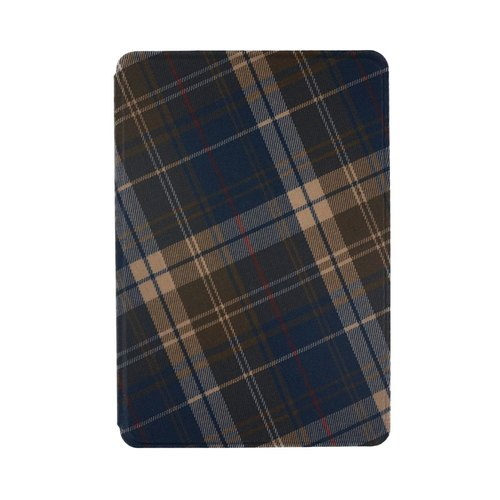 Tartan Blueberry Truffle iPad Mini Cases