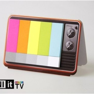 TV sticky frame - color plate