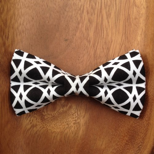 Independent design stamp series tie Bow Tie ID 030