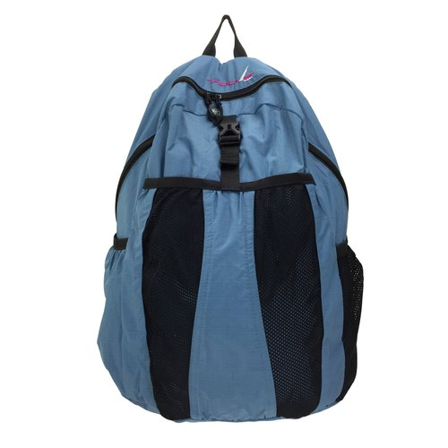 After ✛ tools ✛ gravity-mounted lightweight backpack :: :: :: :: Travel Sport Camp # Japan Version Blue