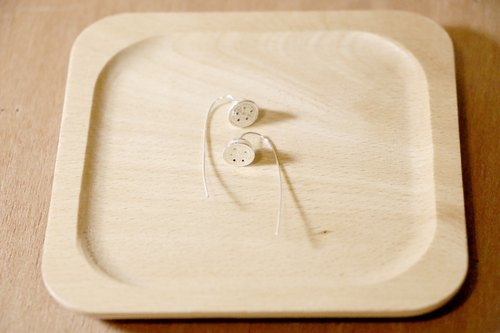 | Go fish handmade jewelry creation | shower earrings