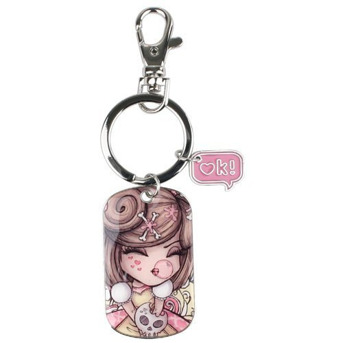 Kimmidoll Love- and love doll pendant key ring US real Yumi