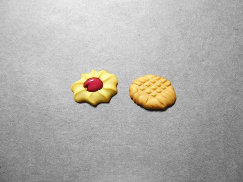 Earrings: Cookies Series 1
