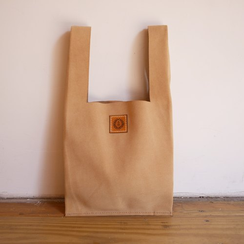 Bunny ears Shopping Bag - beige