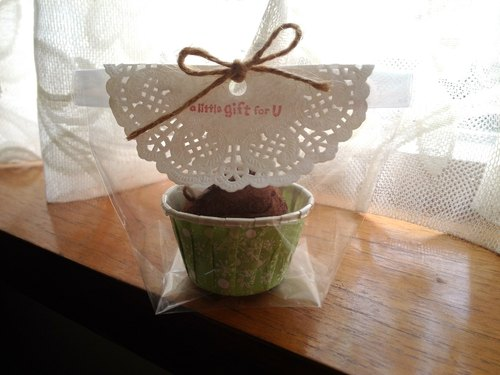 Good Happiness air wedding was sweet small heart chocolate