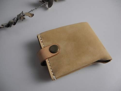--good skin good.s--minimalist style - short wallet