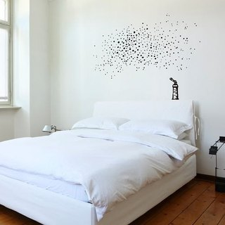 Smart Design Creative Wall Stickers - Stars Stars 8 Colors Available