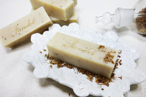 Fandol Fan osmanthus flowers ❃ ❃ Hand cream soap bar soap