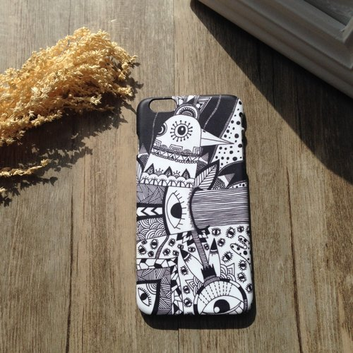 Case for iPhone 6/6S/6+/mobile phone case / iPhone 6/6s / iPhone 5/5s / iPhone 5C / illustrated phone case