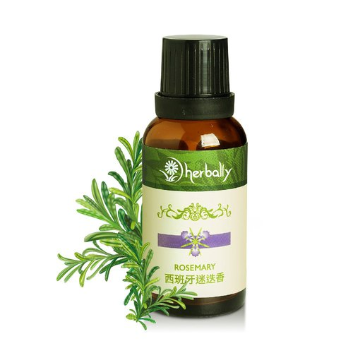 [Herbally Herbal truth] Spain Rosemary pure essential oils (30ml)