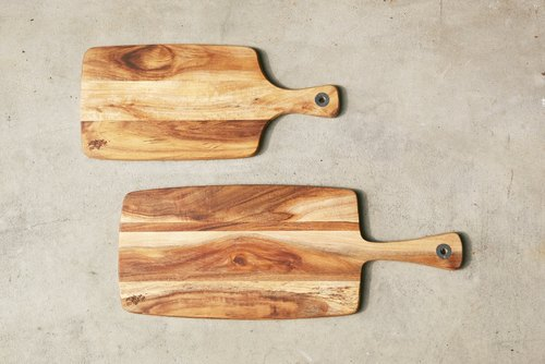 Dulton Acacia wooden cutting board (L)