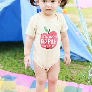 [My little star] small apple organic cotton bag fart clothing