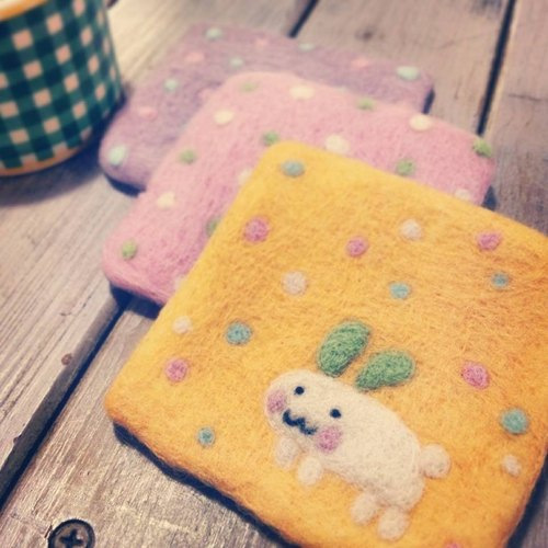 Dream Carrot warm Coasters