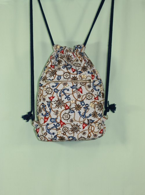 After sailing sailor dream beam port backpack