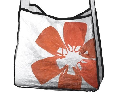 Mighty Tote® paper _ Plastic Poppy Tote