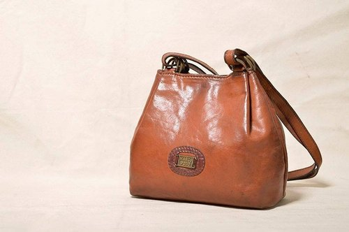 MARCO POLO antique bucket bag