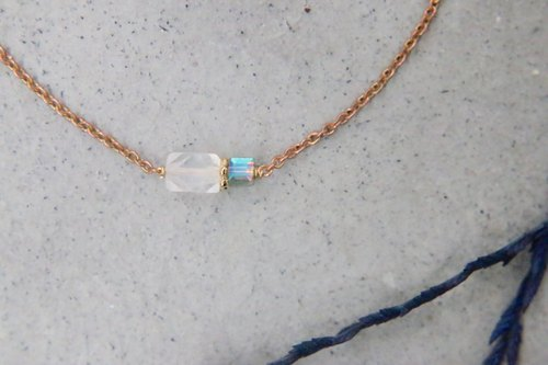 Moonstone bracelet (No solution)