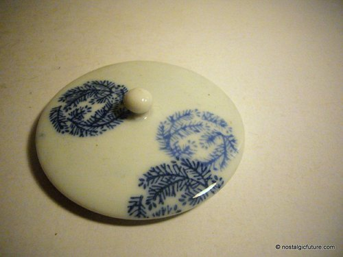Bluegrass ceramic lid old flavor