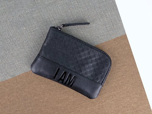 [Free shipping] I AM - XU WALLETS Teshi classic series CHANGE coin pocket [colored]