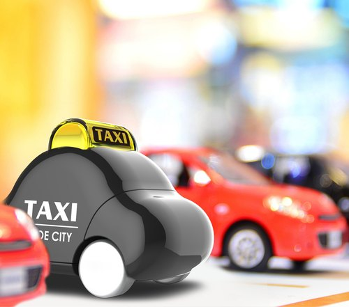London Black Taxi creative flash drive 8GB-