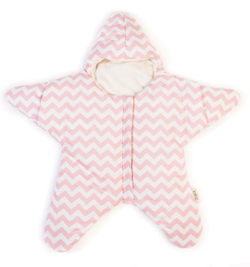 "[Spain] system ""lightweight version of"" shark bite BabyBites 100% cotton handmade baby sleeping 