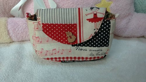 Universal Storage bag - ballet girl