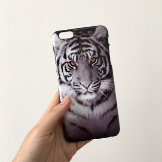 Tiger Black 3D Full Wrap Phone Case, available for  iPhone 7, iPhone 7 Plus, iPhone 6s, iPhone 6s Plus, iPhone 5/5s, iPhone 5c, iPhone 4/4s, Samsung Galaxy S7, S7 Edge, S6 Edge Plus, S6, S6 Edge, S5 S4 S3  Samsung Galaxy Note 5, Note 4, Note 3,  Note 2