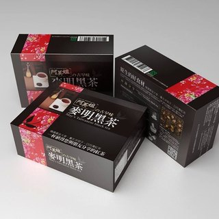 Ami sister typified Maiming black tea (black tea) 4G * 15 into / box - through safety inspection