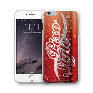 AppleWork iPhone 6 / 6S / 7/8 original design case - Coke PSIP-205