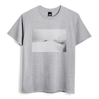 Head Space - Deep Heather Grey - Unisex T-Shirt
