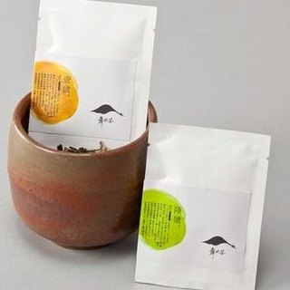 [Dance] summer tea | natural farming :: Jin Xuan Oolong + Yuzuhana share package