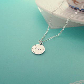 【Customize】To remember you by (custom made silver necklace)