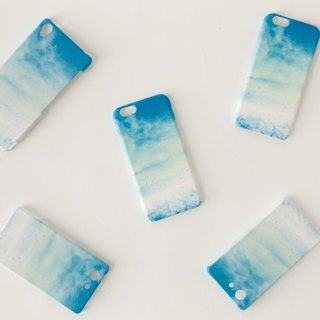 [受注制作] iPhone/Galaxy/Xperia Case「青い、空」