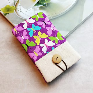 iPhone sleeve, iPhone pouch, Samsung Galaxy S8, Galaxy Note 8, cell phone, ipod classic touch sleeve (P-73)