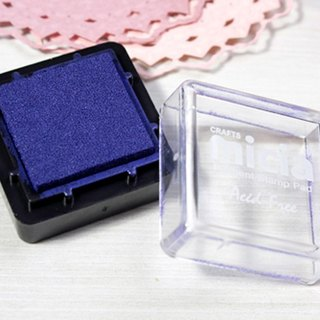 Small stamp pad - purple