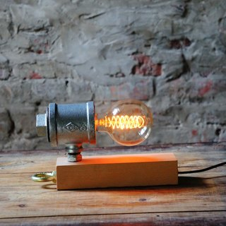 Edison-industry industrial retro style LOFT {} touch wood fixtures - Edison industrial design section 10