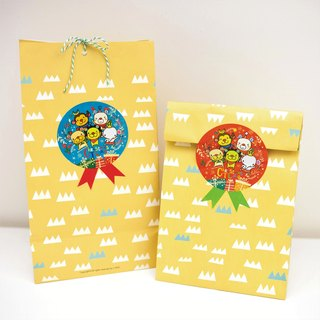 """Balloon"" exclusive gift bags"