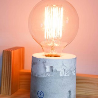 [Rain] pure hand-made workshop hand lamp for water mold - [snow hut] retro minimalist industrial style table lamp