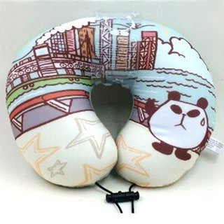 聋cat U-shaped neck pillow (ferry)