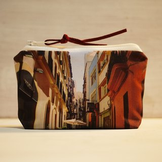 [Good] to travel purse ◆ ◇ ◆ ◆ ◇ ◆ the streets of Seville