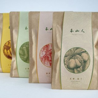 Benshanren Taiwanese dried fruit can choose 4 packs of classic big bags (including shipping)