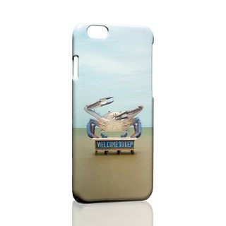 Seascape by Eiffel Chong phone case