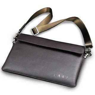 Singapore CARD MBA-01 classic climax leather laptop bag Design for Mac Book Air !!