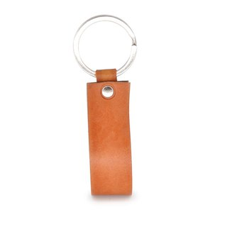 [DOZI leather hand made] leather key ring can be freely available in a variety of colors to choose from