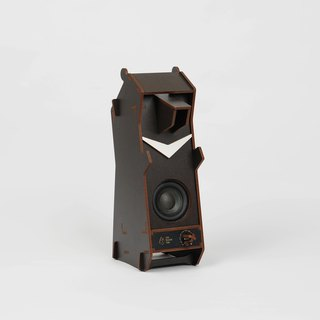Stereo Puzzle - Mono Formosan Black Bear Speaker