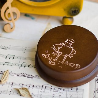 [Birthday Gift, Christmas Gift] 12 Zodiac Chicken Customization // Music Box
