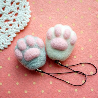 DIY felting Kit – Paw (without tools)