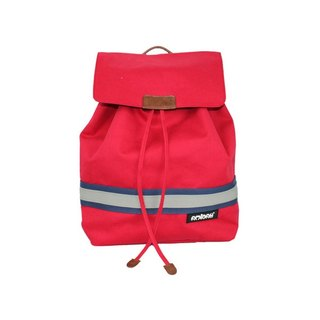 AMIMAH- casual sailor canvas backpack (3 colors) [am-0172]