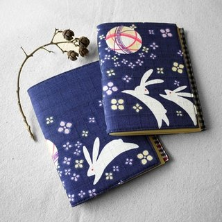 [Kaka & amp; sun] cloth soft copy notebook graffiti this Handmade small objects