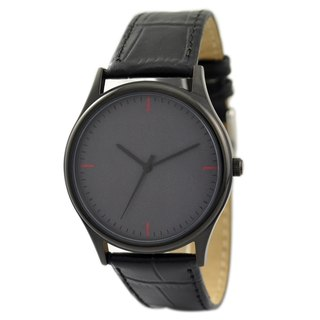 Simple Black Watch (Red)